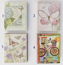 Lang 3-Ring Padded Address Book Collection  ~  4 Designs  ~~FREE SHIPPING~~