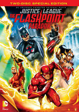 Dcu Justice League Flashpoint (2013) - 2-DISC SET - **READ DETAILS***