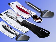 EH Stainless steel Kitchen tongs,Cheese slicer o. ice cream scoop