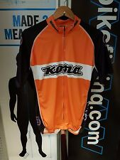 Kona roadbike jersey team cycling jersey various sizes available
