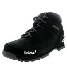 Mens Timberland Euro Sprint Hiker Dark Grey Leather Hiking Ankle Boots UK 7-13