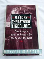 HC & DJ - A STORY THAT STANDS LIKE A DAM, Russell Martin, Stated First Edition