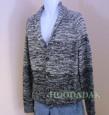 Large New American Eagle Outfitters Men's Shawl Collar Cardigan / Sweater