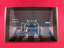 """ASUS Eee Pad (TF101) 16GB, Brown, 10.1"""" -- WORKING -- Small Problem"""