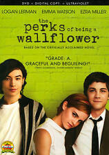 The Perks of Being a Wallflower (DVD, 2013)