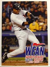 BERNIE WILLIAMS photo NEW YORK YANKEES  Autographed/Signed
