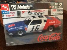 Bobby Allison 1/25 AMT/ERTL 1975 Matador Model Kit