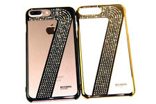 Bling Crystal Slim Case PC Hard Cover For iPhone 7 7 Plus W/H Swarovski Elements