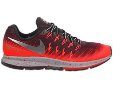 NEW MENS NIKE AIR ZOOM PEGASUS 33 RUNNING SHOES TRAINERS NIGHT MAROON / BRIGHT