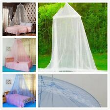 Elegant Round Lace Insect Bed Canopy Netting Curtain Dome Mosquito Net nice OK