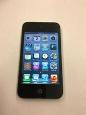 Apple iPod Touch 4th Generation 8GB Portable MP3 Player Black A1367  #I-500