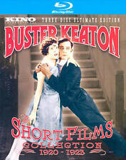 Buster Keaton Short Films Collection (3 Discs)