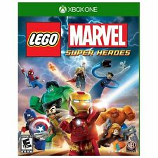 Xbox One LEGO Marvel Super Heroes - Xbox One VideoGames