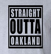 Straight Outta Oakland - Raiders - NFL