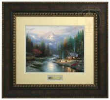 Thomas Kinkade The End of a Perfect Day II Prestige Home Collection