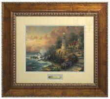 Thomas Kinkade The Light of Peace Prestige Home Collection