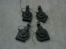 Cadillac Buick Pontiac Oldsmobile 4 Note Horn Horns Set A C D F...1 Wire Set-up