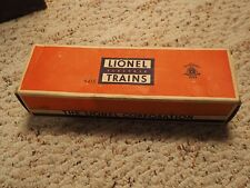 Postwar Lionel 6415 Tank Car OB Original Box