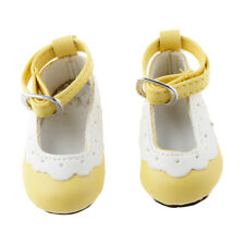 1/4 Fashion Ankle Strap Flat Mary Jane Shoes Fits BJD SD DZ LUTS Dolls Clothes