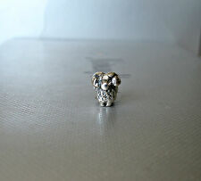 Authentic Pandora Charm Ram Retired   1 piece