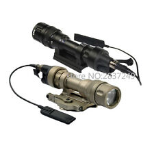 Tactical Light M952V LED quick release Flashlight Dual Output LED lamp
