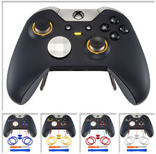 Chrome Individualized Design High-end Set Accent Rings Circle for Xbox One Elite