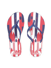 NEW Adidas Women  Printed Max Out Flip-Flops-601 100% AUTHENTICATED