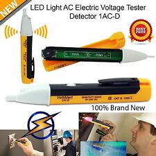GOOD! AC Non-Contact Electric Voltage Detector Tester Test Pen 90~1000V LCD  WA
