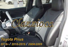 TOYOTA PRIUS 2004-2017 HYBRID | CLAZZIO LEATHER SEAT COVER (1ST+2ND ROW SEAT)