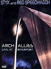 styx and reo speedwagon  ARCH ALLIES live at riverport  DVD