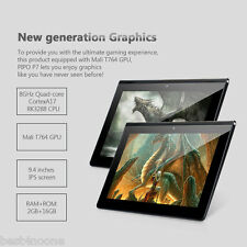 """PIPO P7 9.4"""" IPS Android 4.4 RK3288 Dual Cameras WiFi GPS Tablet PC 2GB+16GB"""