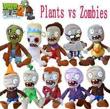 "Cute PLANTS vs. ZOMBIES Popular Game Soft Plush 13"" Toy Stuffed Doll Kid Gift"