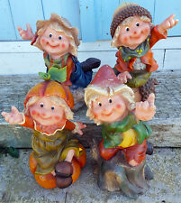 Various Garden Ornament Gnomes & Planters - Collect them All!  Gnome Statue C1