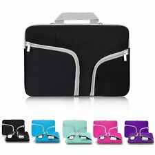 """Laptop Sleeve Carry Bag Case For Apple MacBook Air and laptops upto 13.3"""""""