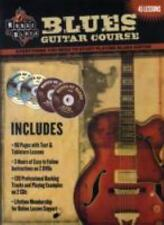 Blues Guitar Course : Everything You Need to Start Playing Blues Guitar by John
