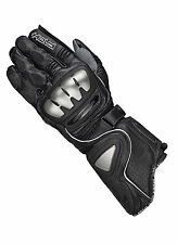 Held Titan Evo Black Leather Motorcycle Motorbike Racing Track Day Black Gloves