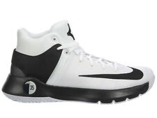 NEW MENS NIKE KD TREY 5  BASKETBALL SHOES TRAINERS WHITE / BLACK