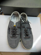 G STAR sneaker grey suede NEW Val E Size 7(7 UK),45(11 UK