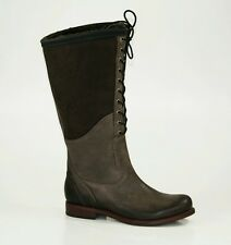 Timberland Boat Company LUCILLE Boots Size 37 - 40 Lambskin Winter Boots Ladies