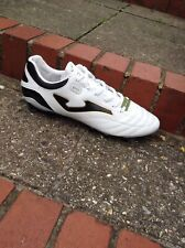 Joma N10 Senior Football Boots Moulded Stud white.