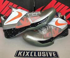Nike Zoom KD IV 4 AS Galaxy All-Star Silver Size 8.5-13 520814-001 Brand New