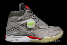 Reebok X SOLEBOX TWILIGHT ZONE PUMP GREY BLACK TECHY RED Sz 8-13 V54096