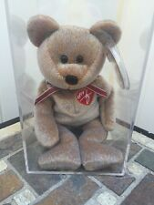 TY BEANIE BABY BABIES 1999 SIGNATURE BEAR RARE RETIRED MINT CONDITION