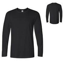 Hot Sale Classic Men T shirt Long Sleeve O neck Mens T-shirt Cotton Tees Tops