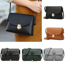 Women Shoulder Bag Leather Tote Messenger Crossbody Satchel Hobo Bags Handbag