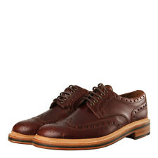 New Mens Grenson  Archie Brogues - Chestnut