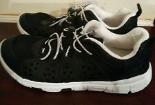 ROCSOC WOMENS WATER/LAND BLACK WHITE SPORT SNEAKERS SHOES NEW