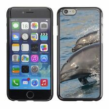 Hard Phone Case Cover Skin For Apple iPhone Dolphin