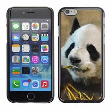 Hard Phone Case Cover Skin For Apple iPhone Panda