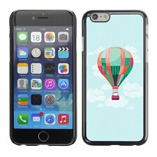 Hard Phone Case Cover Skin For Apple iPhone Hot Air Balloon In The Sky